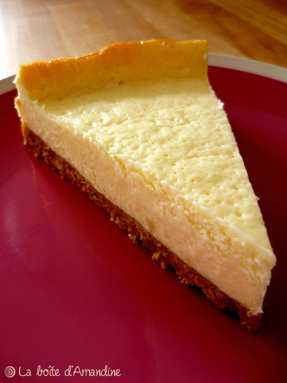 photo de Cheesecake